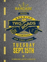 Two Roads Brewing Company New Jersey Launch — Tuesday, September 15, 2015
