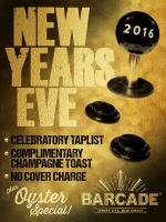 Barcade New Year's Eve Party — December 31, 2015
