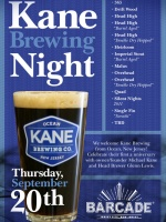 Kane Brewery Night — September 20, 2012