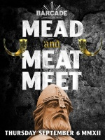 Mead And Meat Meet — September 6, 2012