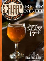 Schlafly Night — May 17, 2012