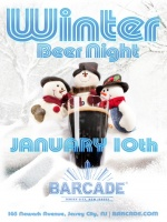 Winter Beer Night — January 10, 2013