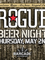 Rogue Brewery Night — May 2, 2013
