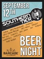 Southern Tier Night — September 12, 2013