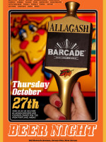 Allagash Night — October 27, 2011