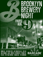 Brooklyn Brewery Night — August 9, 2012