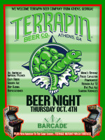 Terrapin Beer Co. Night — October 4, 2012