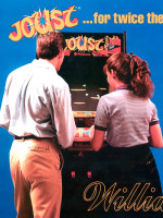 Joust — 1982 at Barcade® in Jersey City, NJ