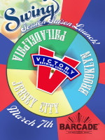 Victory Swing Saison Launch — March 7, 2013