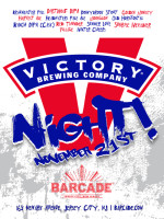 Victory Brewing Night - November 21, 2013 at Barcade in Jersey City, NJ