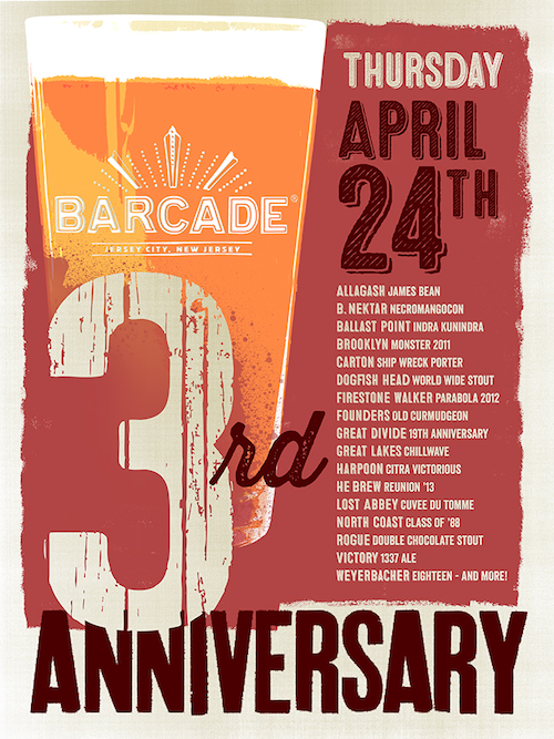 Barcade 3rd Anniversary Party!!!!