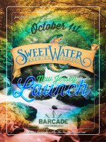 Sweet Water Brewing Co. Launch — October 1, 2015 at Barcade® in Jersey City, NJ