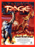 Primal Rage — 1994 at Barcade® in Jersey City, NJ