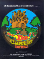Mr. Do!'s Castle — 1983 at Barcade® in Jersey City, NJ