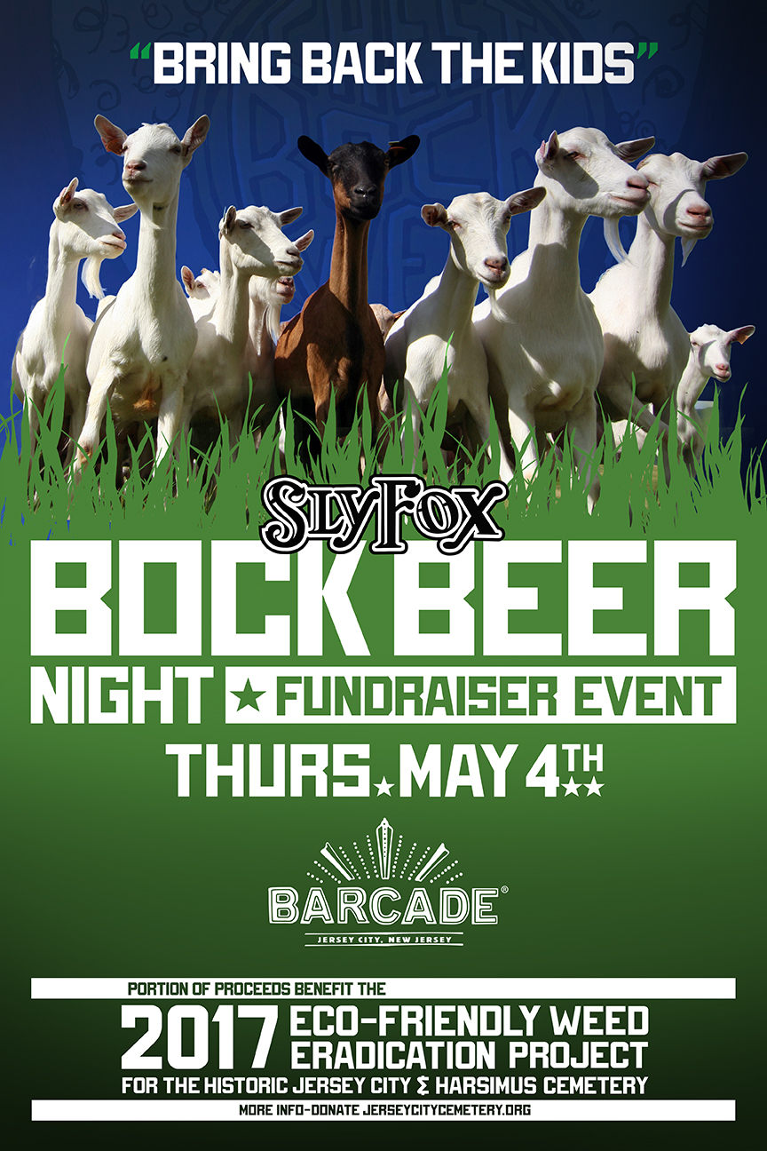 Bock Beer Night & Fundraiser w/ Sly Fox!