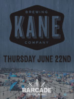 Kane Brewing Company Night — Thursday, June 22, 2017 at Barcade® in Jersey City, NJ