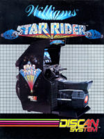 Star Rider — 1983 at Barcade® in Jersey City, New Jersey   arcade video game