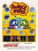 Bubble Bobble — 1986 at Barcade® in Jersey City, NJ
