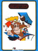 Donkey Kong — 1981 at Barcade® in Jersey City, NJ | Arcade game flyer