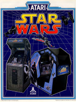 Star Wars — 1983 at Barcade® in Jersey City, NJ | arcade video game