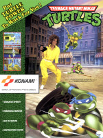 Teenage Mutant Ninja Turtles — 1989 at Barcade® in Jersey City, NJ