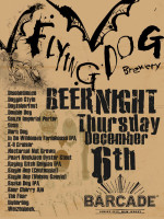 Flying Dog Night — December 6, 2012