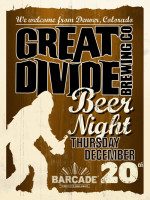 Great Divide Night — December 20, 2012