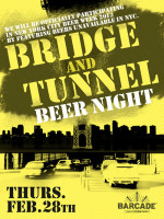 Bridge And Tunnel Night — February 28, 2013