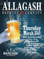 Allagash Night — March 21, 2013