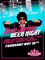 New Jersey Beer Night — May 16, 2013 at Barcade® in Jersey City, NJ