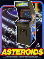 Asteroids — 1979 at Barcade® in Jersey City, NJ