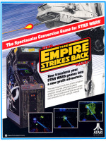 The Empire Strikes Back — 1985 at Barcade® in Jersey City, NJ | arcade video game