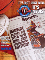 NBA Jam Tournament Edition — 1994 at Barcade® in Jersey City, NJ