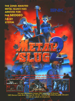 Metal Slug 2 — 1998 at Barcade® in Jersey City, NJ