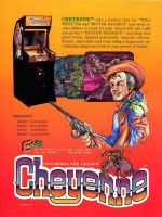 Cheyenne — 1984 at Barcade® in Jersey City, NJ