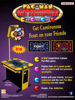 Pac-Man Battle Royale — 2010 at Barcade® in Jersey City, NJ