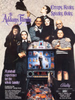 The Addams Family (pinball) — 1992 at Barcade® in Jersey City, NJ