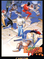 Final Fight — 1989 at Barcade® in Jersey City, NJ | arcade video game