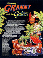 Granny and the Gators — 1984 at Barcade® in Jersey City, NJ | arcade video game pinball hybrid