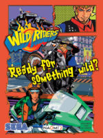 Wild Riders — 2001 at Barcade® in Jersey City, NJ | arcade video game