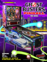 GhostBusters (pinball) — 2016 at Barcade® in Jersey City, NJ