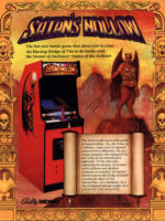 Satan's Hollow — 1982 at Barcade® in Jersey City, NJ | arcade video game