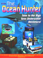 The Ocean Hunter — 1998 at Barcade® in Jersey City, NJ | arcade video game