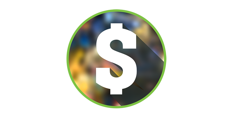 Barcade Eco-Friendly Money Savings | icon
