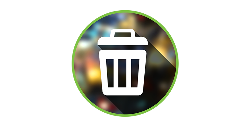 Barcade Eco-Friendly Waste Diversion | Icon