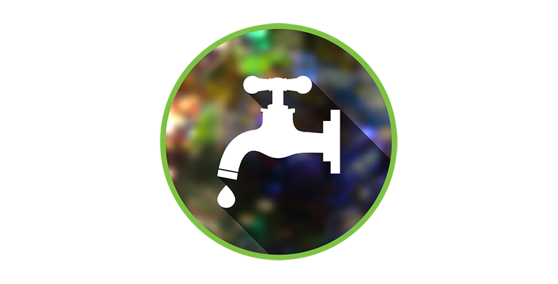 Barcade Eco-Friendly Water Savings | Icon