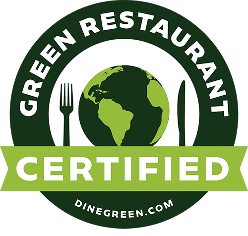 Green Restaurant Association Certified | Seal | Dinegreen.com