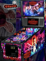 Stranger Things (pinball) — 2019